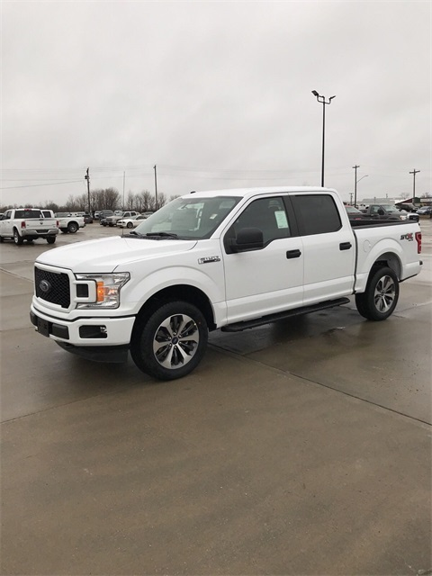 2019 F-150 SuperCrew Cab 4x4,  Pickup #90485 - photo 1