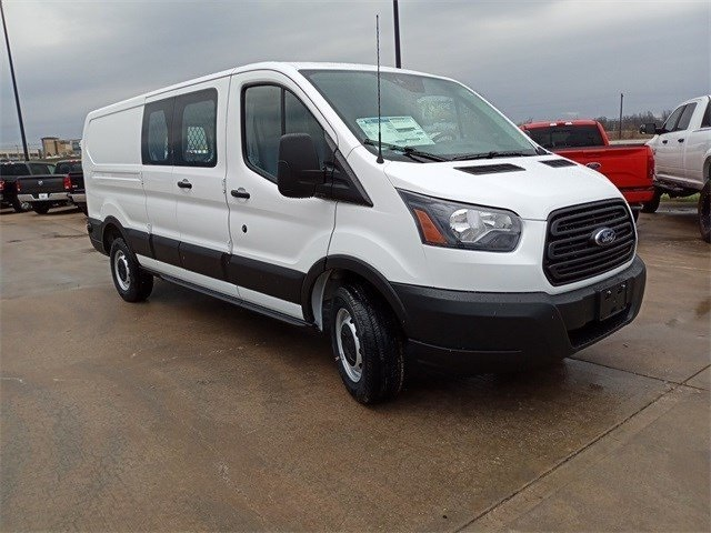 2019 Transit 350 Low Roof 4x2,  Empty Cargo Van #90516 - photo 8