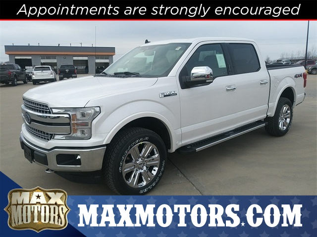 2019 F-150 SuperCrew Cab 4x4,  Pickup #90526 - photo 1