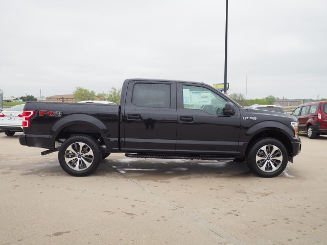2019 F-150 SuperCrew Cab 4x4, Pickup #90545 - photo 3