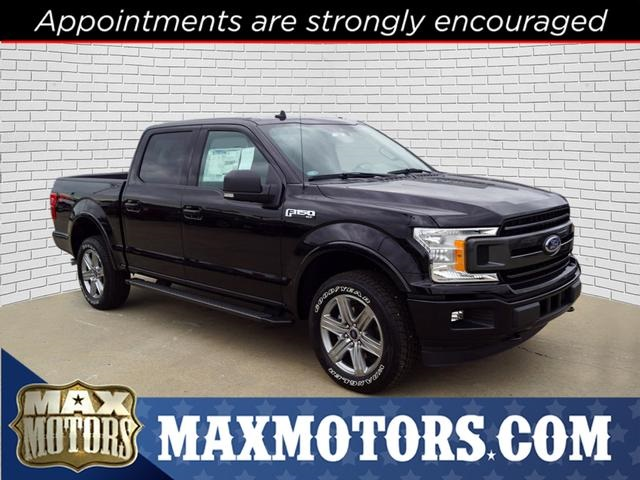 2019 F-150 SuperCrew Cab 4x4,  Pickup #90595 - photo 1