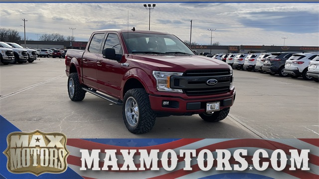 2019 F-150 SuperCrew Cab 4x4, Pickup #90607 - photo 1