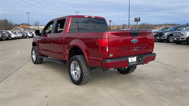 2019 F-150 SuperCrew Cab 4x4, Pickup #90607 - photo 6