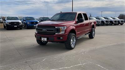 2019 F-150 SuperCrew Cab 4x4, Pickup #90607 - photo 2
