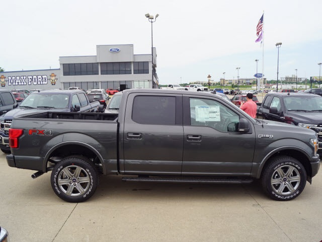 2019 F-150 SuperCrew Cab 4x4, Pickup #90618 - photo 3