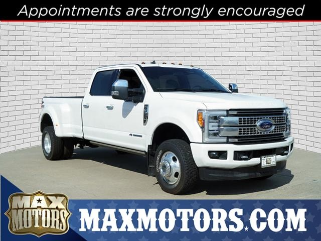 2019 F-350 Crew Cab DRW 4x4,  Pickup #90628 - photo 1