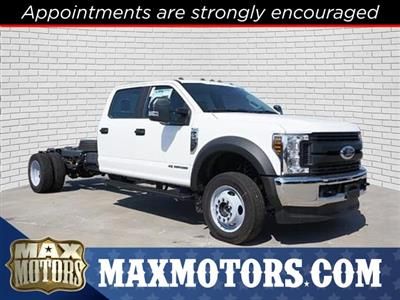 2019 F-550 Crew Cab DRW 4x4,  Cab Chassis #90634 - photo 1