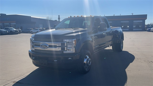 2019 F-350 Crew Cab DRW 4x4,  Pickup #90651 - photo 1