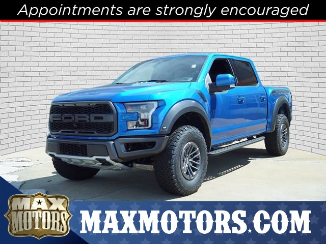 2019 F-150 SuperCrew Cab 4x4,  Pickup #90674 - photo 1