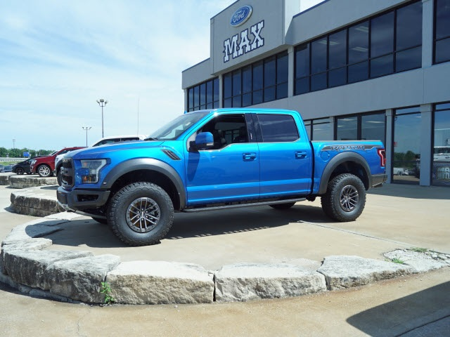 2019 F-150 SuperCrew Cab 4x4,  Pickup #90674 - photo 3