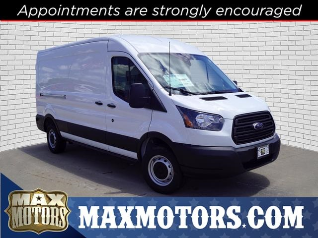 2019 Transit 250 Med Roof 4x2,  Empty Cargo Van #90711 - photo 1