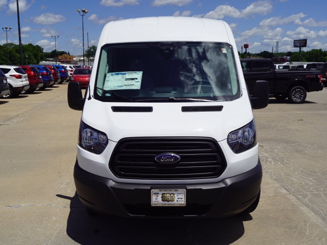 2019 Transit 250 Med Roof 4x2,  Empty Cargo Van #90711 - photo 5