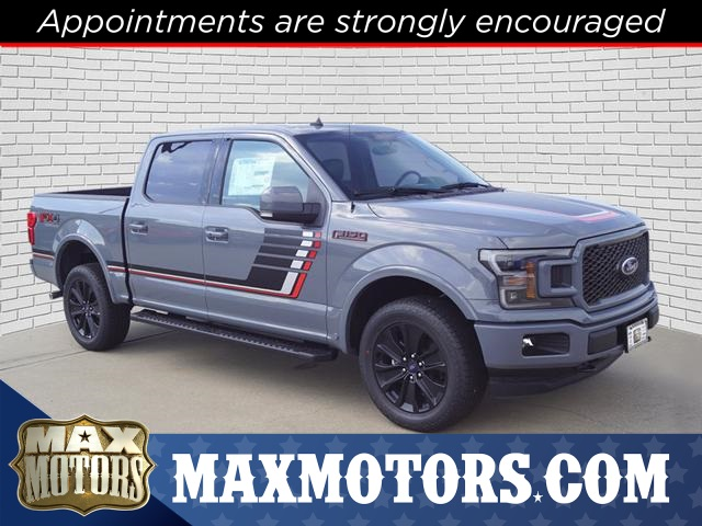2019 F-150 SuperCrew Cab 4x4,  Pickup #90715 - photo 1
