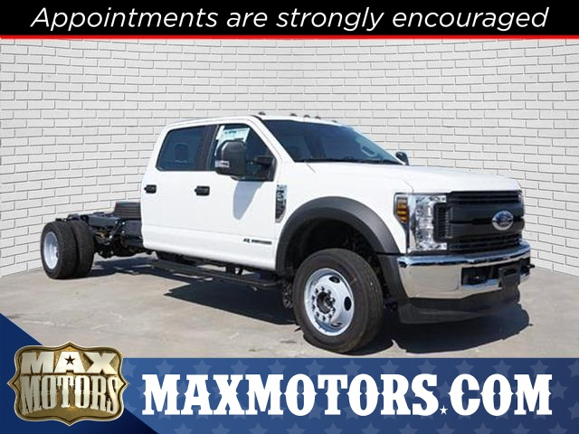 2019 F-550 Crew Cab DRW 4x2,  Cab Chassis #90729 - photo 1
