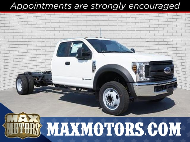 2019 F-550 Super Cab DRW 4x2,  Cab Chassis #90732 - photo 1
