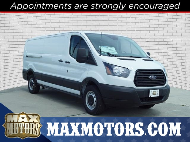 2019 Transit 250 Med Roof 4x2,  Empty Cargo Van #90748 - photo 1