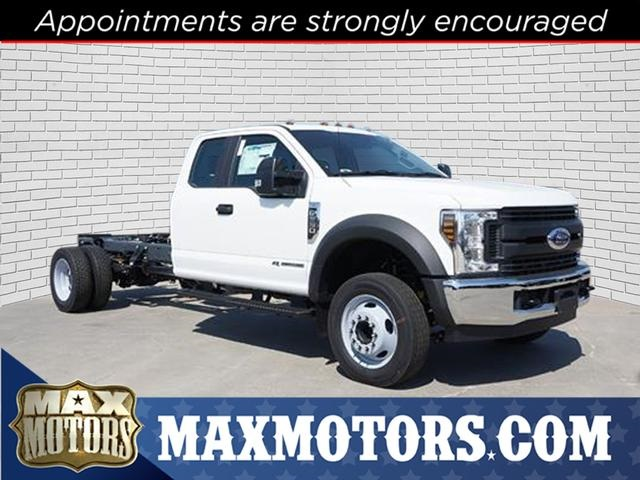 2019 F-550 Super Cab DRW 4x2,  Cab Chassis #90783 - photo 1