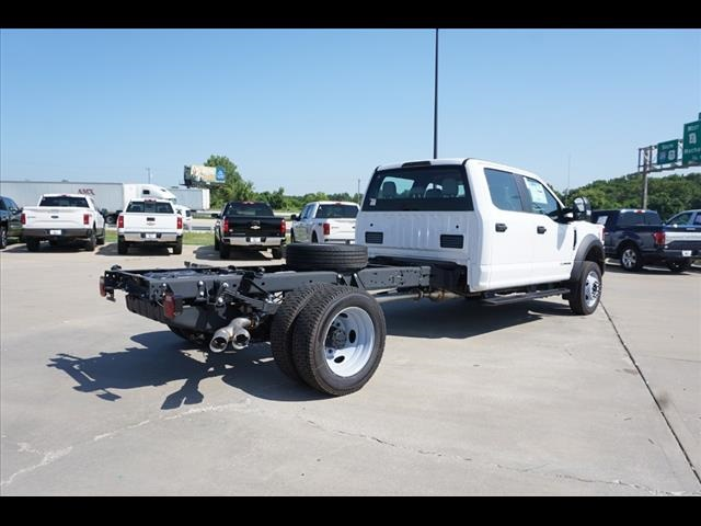 2019 F-550 Crew Cab DRW 4x2,  Cab Chassis #90784 - photo 1