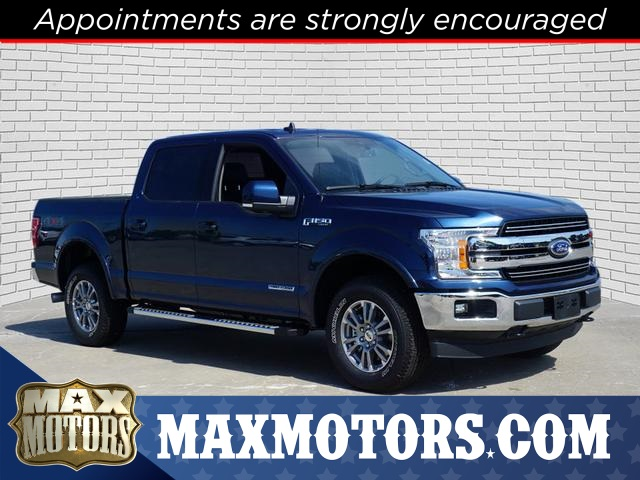2019 F-150 SuperCrew Cab 4x4,  Pickup #90803 - photo 1