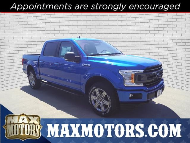 2019 F-150 SuperCrew Cab 4x4,  Pickup #90805 - photo 1