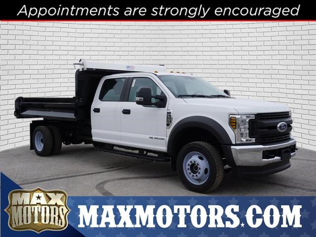 2019 Ford F-550 Crew Cab DRW 4x4, Knapheide Dump Body #90855 - photo 1