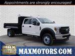 2019 F-550 Crew Cab DRW 4x4,  Knapheide Dump Body #90855 - photo 1