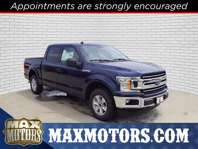 2019 F-150 SuperCrew Cab 4x2,  Pickup #90857 - photo 1