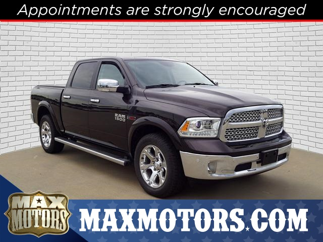 2017 Ram 1500 Crew Cab 4x4,  Pickup #90893A - photo 1