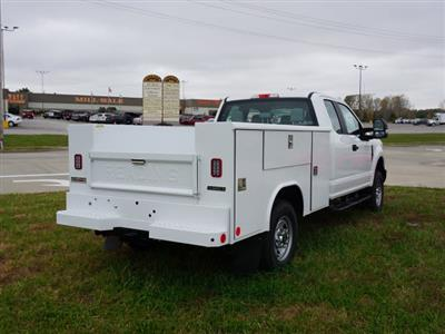 2019 F-250 Super Cab 4x4, Reading Service Body #90897 - photo 2