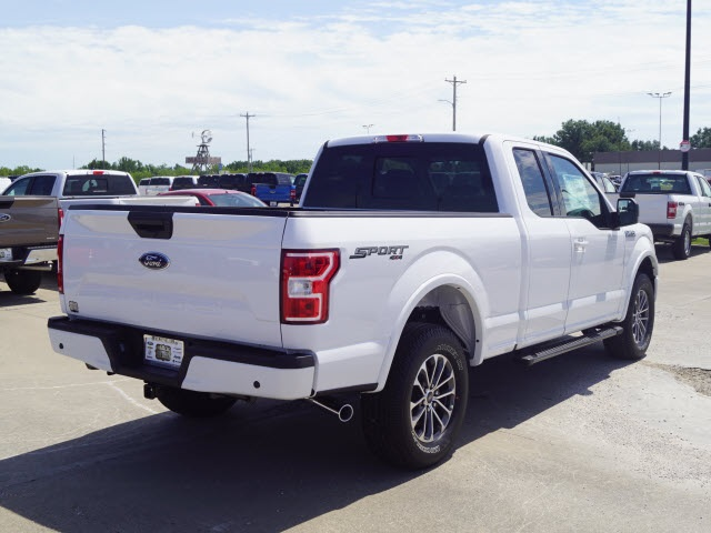 2019 F-150 Super Cab 4x4,  Pickup #90902 - photo 2