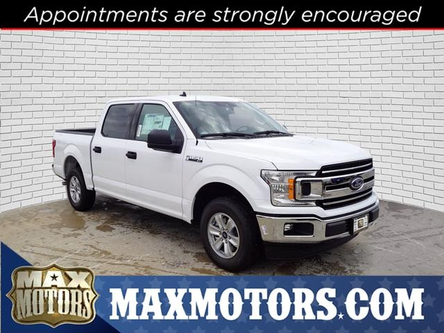 2019 F-150 SuperCrew Cab 4x2,  Pickup #90929 - photo 1
