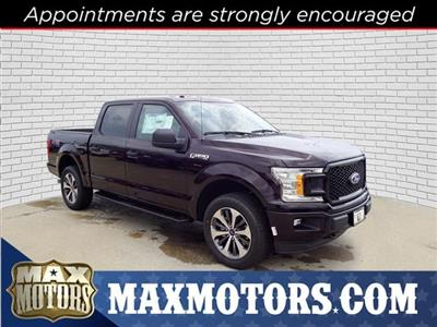 2019 F-150 SuperCrew Cab 4x4, Pickup #90937 - photo 1