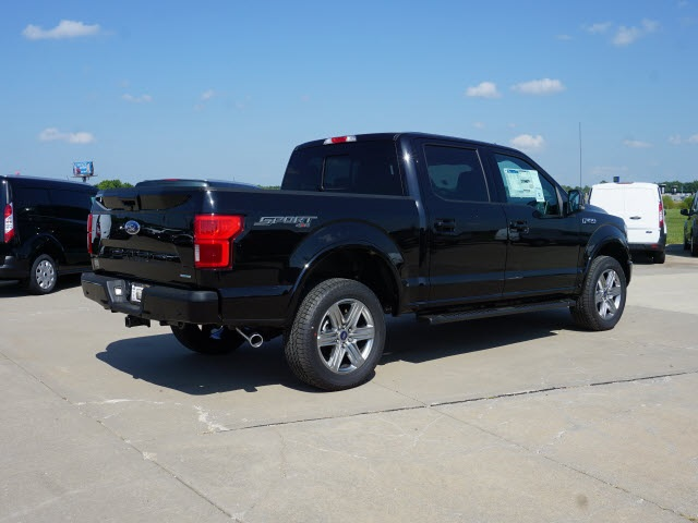 2019 F-150 SuperCrew Cab 4x4,  Pickup #90979 - photo 2