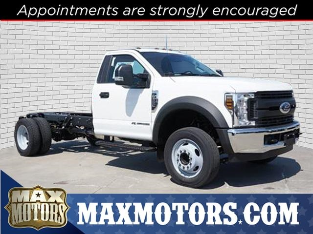 2019 Ford F-550 Regular Cab DRW 4x4, Cab Chassis #90986 - photo 1