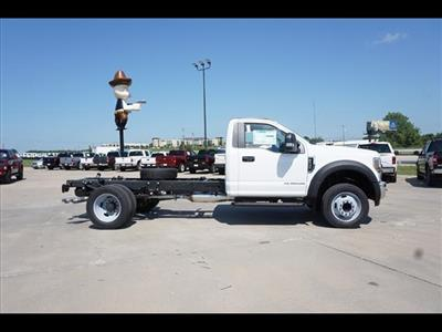 2019 F-550 Regular Cab DRW 4x4, Cab Chassis #90999 - photo 3