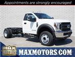 2019 F-550 Regular Cab DRW 4x4,  Cab Chassis #90999 - photo 1