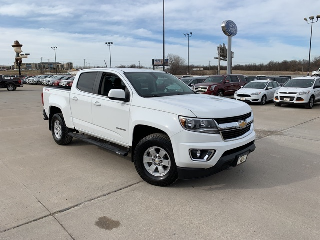 2017 Colorado Crew Cab 4x4, Pickup #91007C - photo 1