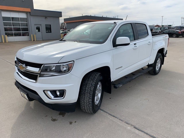 2017 Colorado Crew Cab 4x4, Pickup #91007C - photo 4