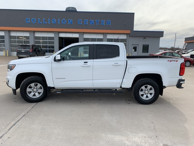 2017 Colorado Crew Cab 4x4, Pickup #91007C - photo 5
