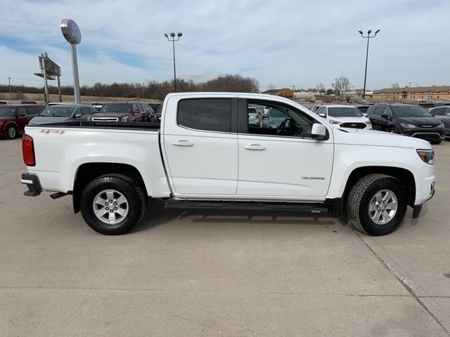 2017 Colorado Crew Cab 4x4, Pickup #91007C - photo 8