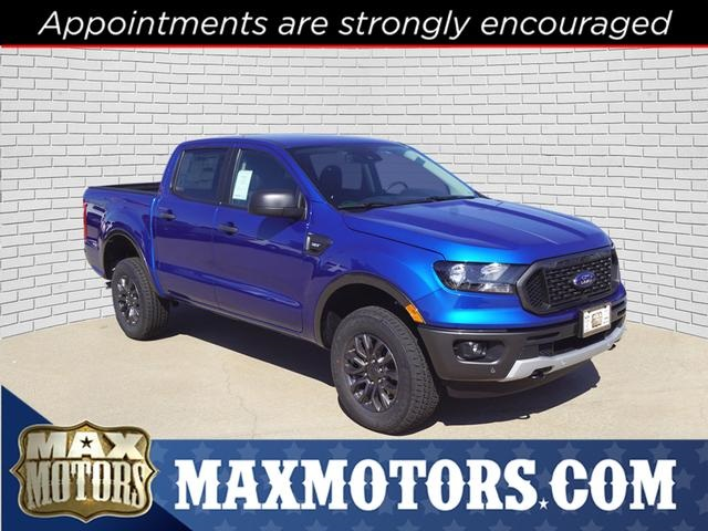 2019 Ranger SuperCrew Cab 4x4,  Pickup #91028 - photo 1