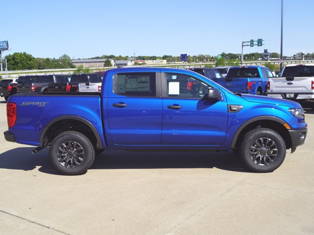 2019 Ranger SuperCrew Cab 4x4,  Pickup #91028 - photo 3