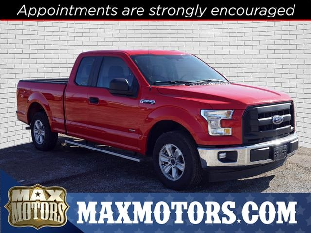 2017 F-150 Super Cab 4x2,  Pickup #91042A - photo 1