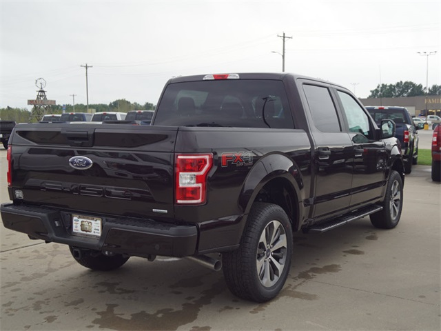 2019 Ford F-150 SuperCrew Cab 4x4, Pickup #91044 - photo 1