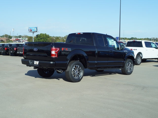 2019 F-150 Super Cab 4x4, Pickup #91047 - photo 2