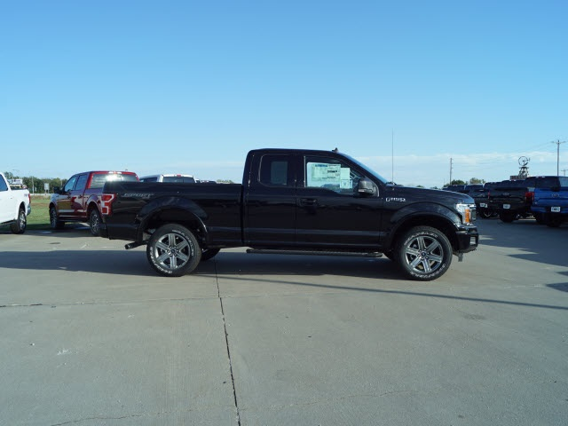 2019 F-150 Super Cab 4x4, Pickup #91051 - photo 3