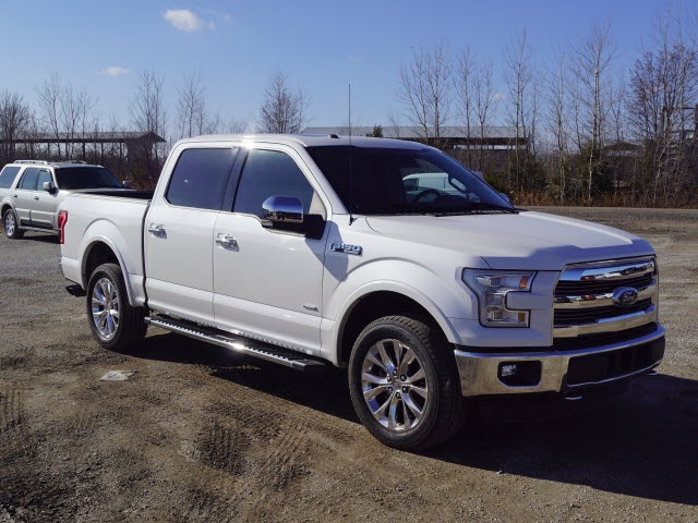 2016 F-150 SuperCrew Cab 4x4, Pickup #91053B - photo 1