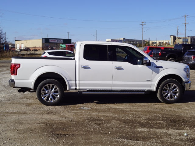2016 F-150 SuperCrew Cab 4x4, Pickup #91053B - photo 4