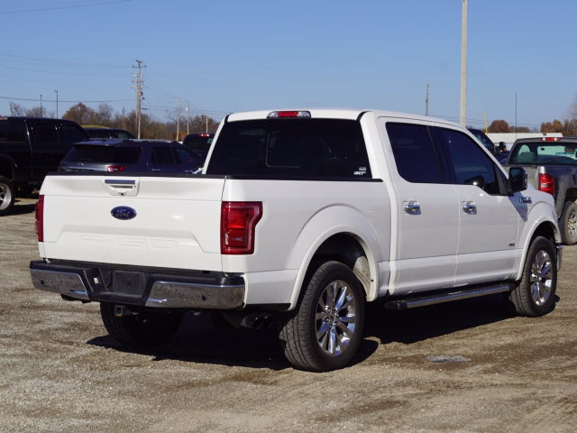 2016 F-150 SuperCrew Cab 4x4, Pickup #91053B - photo 2