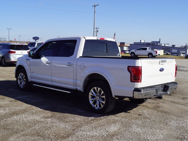 2016 F-150 SuperCrew Cab 4x4, Pickup #91053B - photo 5